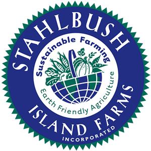 logo for Stahbush Island Farms