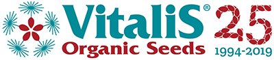 Logo for Vitalis Seed Company